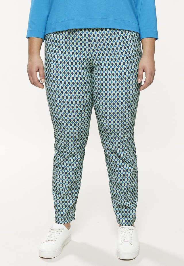 SEBO - Leggings - Trousers - pistachio