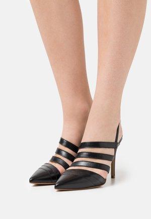 GEMISAND - Sandals - noir