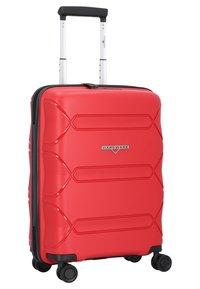 Hardware - TOKYO - Wheeled suitcase - red - 2