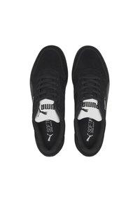 Puma - ICRA SUEDE  - Trainers - black-black-silver-white - 2