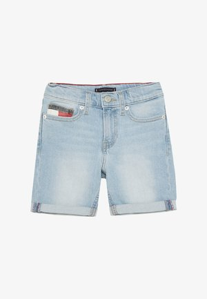 SPENCER  - Shorts vaqueros - denim