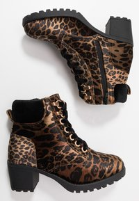 River Island - Lace-up ankle boots - brown - 0