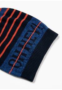 s.Oliver - Beanie - dark blue knit - 2