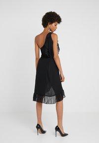 Bruuns Bazaar - ROSALINA KENDRA DRESS - Cocktail dress / Party dress - black - 2