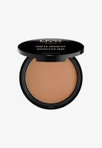 Nyx Professional Makeup - MATTE BODY BRONZER - Bronzer - 3 medium - 0