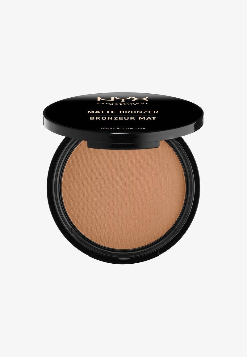 Nyx Professional Makeup - MATTE BODY BRONZER - Bronzer - 3 medium