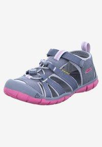 Keen - SEACAMP - Sandals - grey/rose - 1