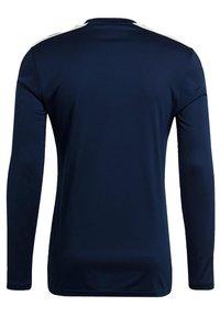 adidas Performance - SQUADRA 21 - Pitkähihainen paita - blue - 8