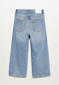 Mango - CULOTTE8 - Jeans Straight Leg - middenblauw - 1