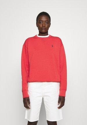 LONG SLEEVE - Sweatshirt - spring red
