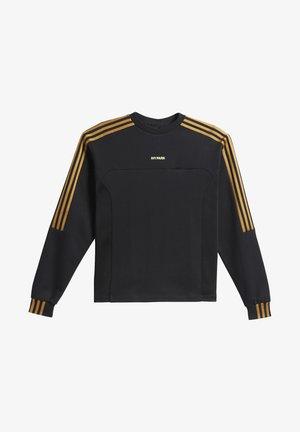 IVY PARK LONG SLEEVE CREWNECK SWEATSHIRT (GENDER NEUTRAL) - Sweatshirt - black