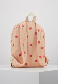 TINYCOTTONS - APPLES BACKPACK - Batoh - nude/burgundy - 3