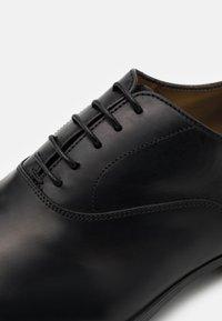 Giorgio 1958 - Elegantní šněrovací boty - nero - 5