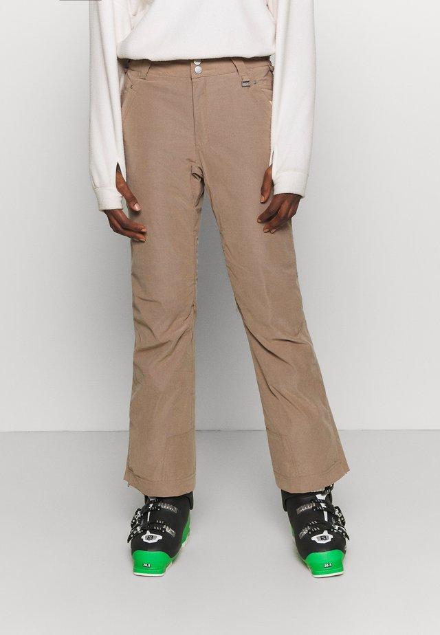 PANT - Pantalon de ski - tortoise shell
