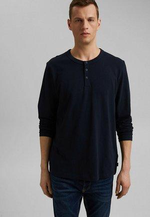 T-shirt à manches longues - navy