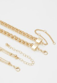 ONLY - ONLCALLUNA NECKLACE 2 PACK - Necklace - gold-coloured - 2