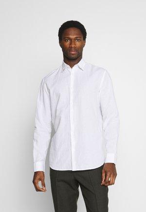 SLHREGNEW SHIRT - Shirt - white