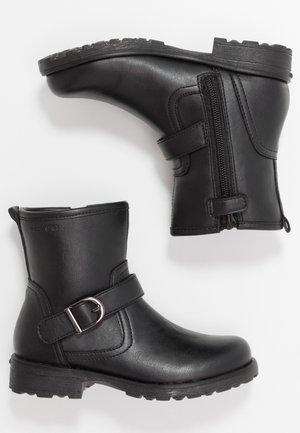 OLIVIA STIVALI GIRL - Classic ankle boots - black
