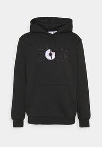 adidas Originals - THE SIMPSONS D'OH HOODIE - Hoodie - black - 4