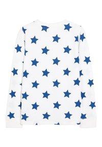 Next - BLUE STAR PRINTED SNUGGLE THERMAL SET (1.5-16YRS) - Pyjama set - white - 2