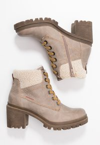 s.Oliver - Ankelboots - taupe - 3