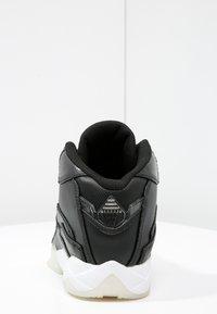 K1X - ANTI GRAVITY - Zapatillas altas - black/white/red - 3
