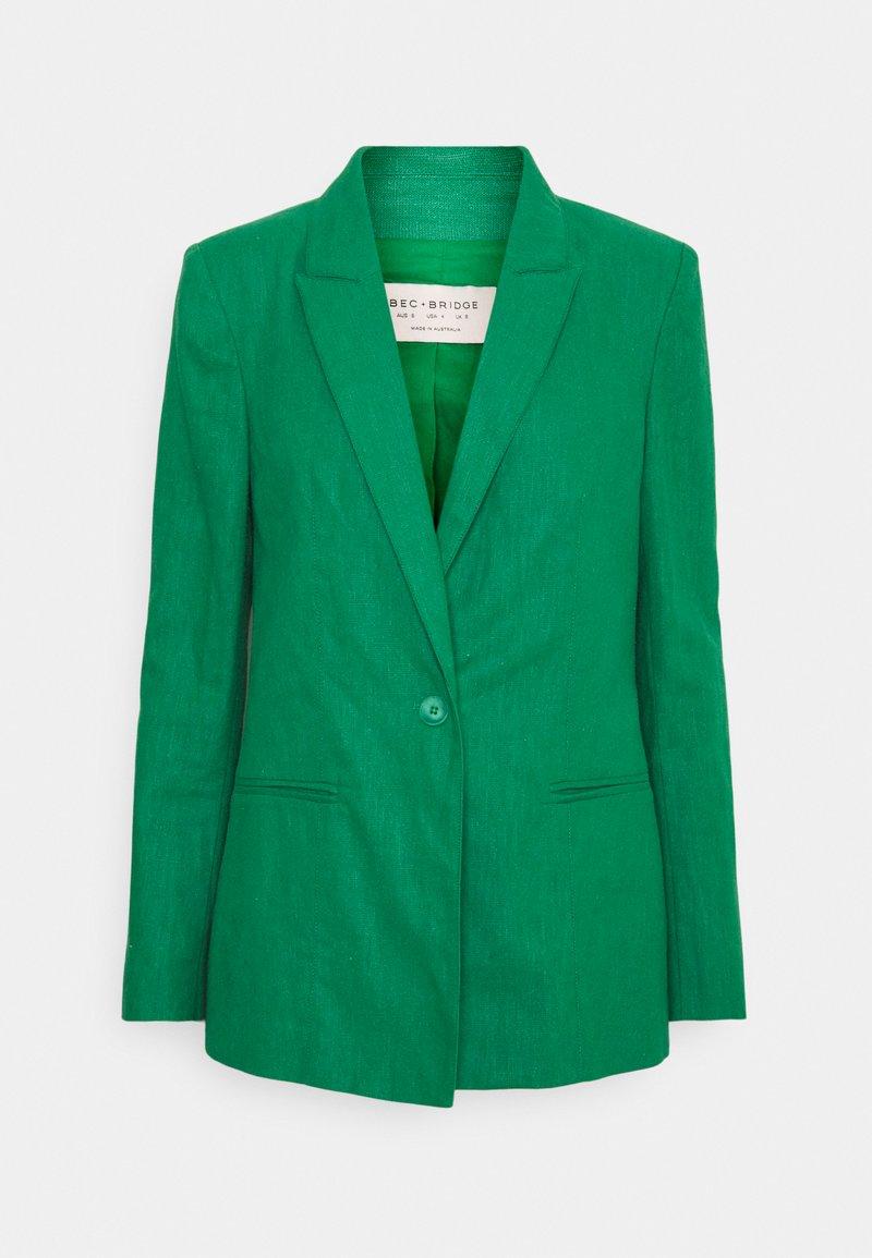 Bec & Bridge - EYES JACKET - Blazer - emerald