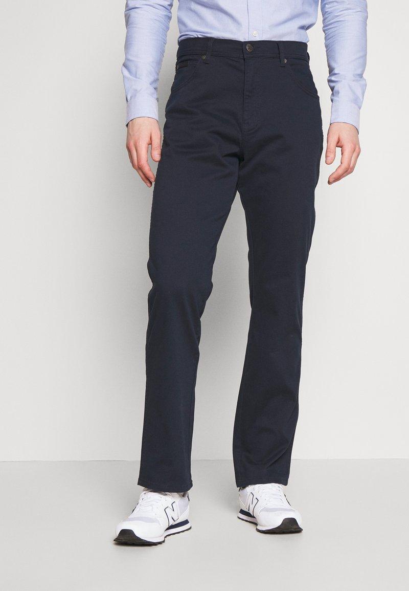 Wrangler - TEXAS - Jeans straight leg - navy