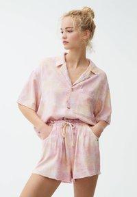 PULL&BEAR - Shorts - pink - 3