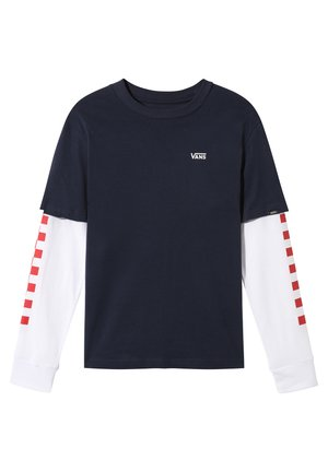 TWOFER  - T-shirt con stampa - dress blues