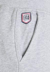 Schott - Tracksuit bottoms - heather grey - 2