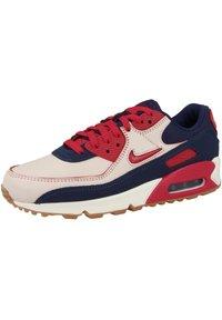 Nike Sportswear - AIR MAX PREMIUM - Sneakers - sail-midnight navy-gum medium brown-university red - 2