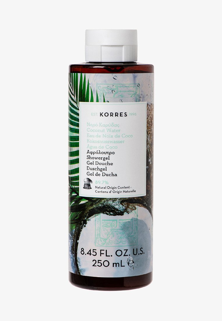 Korres - COCONUT WATER SHOWER GEL - Shower gel - -