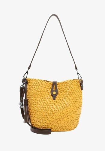 ELFRIEDE  - Handbag - yellow