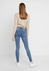 ONLY - ONLMILA - Jeans Skinny Fit - medium blue denim - 2