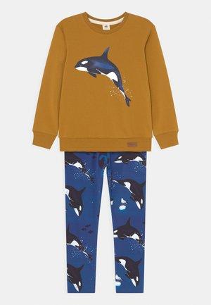 SET UNISEX - Sweatshirt - dark blue