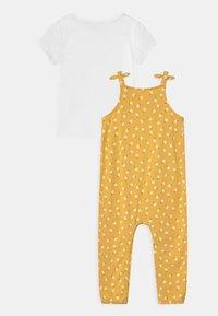 Carter's - DOT SET - T-shirt imprimé - yellow - 1