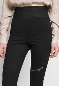 Noisy May Tall - NMJACKS - Leggings - Trousers - black - 4