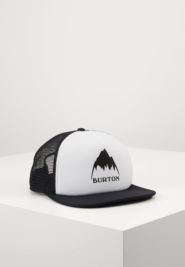 TRUCKER HAT - Cap - stout white