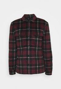 BERTHOLD  - Shirt - jet black/red