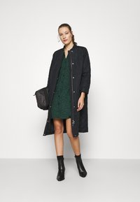 Mavi - LONG SLEEVE DRESS - Skjortekjole - posy green - 1