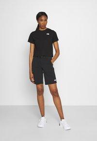 The North Face - SPEEDLIGHT - Shorts outdoor - tnf black/tnf white - 1