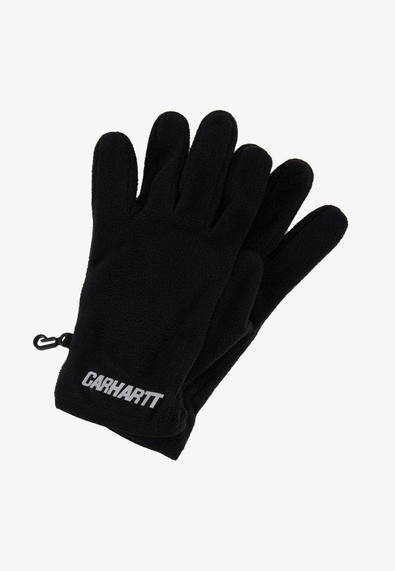 Carhartt WIP - BEAUFORT GLOVES - Gloves - black