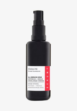 ALL-EMBRACING SERUM - WATERMELON + HIBISCUS - Serum - -