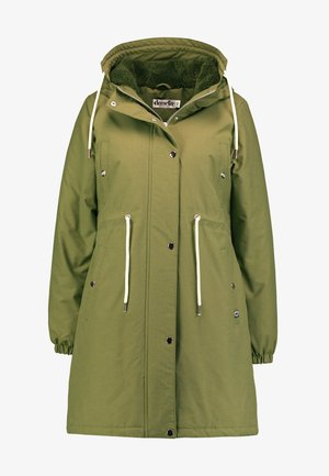 NORA WINTER - Winter coat - olive