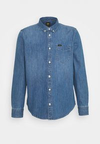 Lee - BUTTON DOWN - Skjorta - tide blue - 0