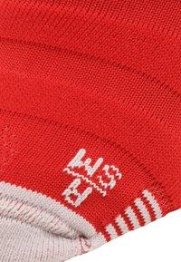 adidas Performance - CLIMACOOL TECHFIT FOOTBALL KNEE SOCKS - Calcetines hasta la rodilla - power red/white - 1