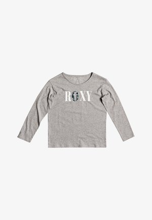 Long sleeved top - heritage heather