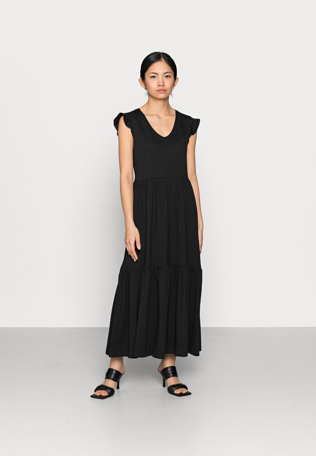 ONLMAY LIFE DRESS - Maxi dress - black