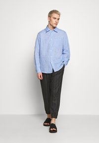 Missoni - LONG SLEEVE - Camicia - blue - 1